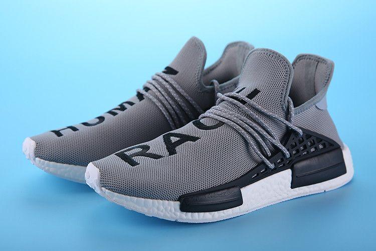 1ad779f1504aa Adidas NMD Human Race Gris - €65.00   Chaussure de sport