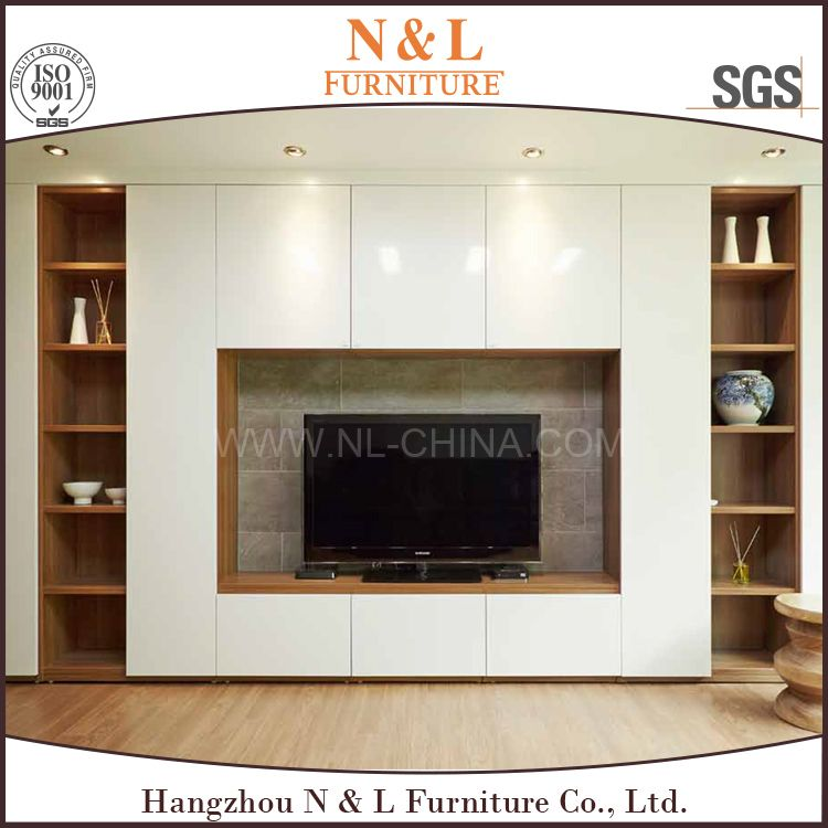 """modern design living room tv set furniture, tv wall units ..."