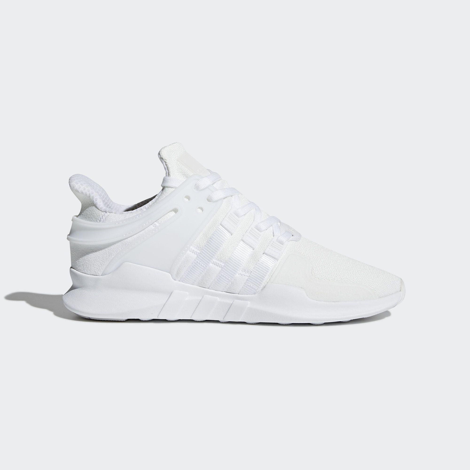 adidas women's eqt all white