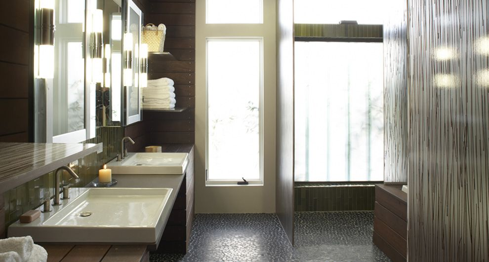 mood boards about contemporary bathrooms  kohler