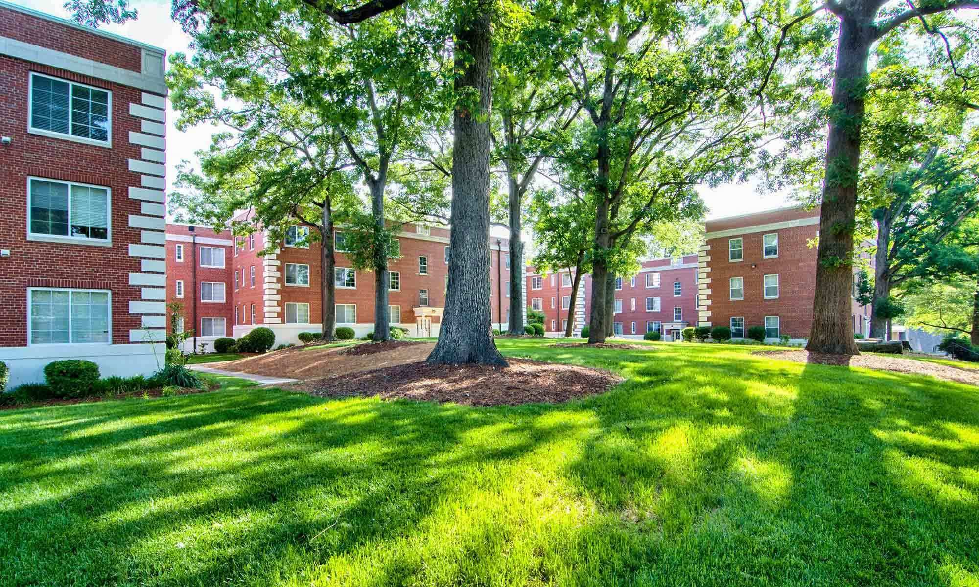 Apartments in Durham, NC University apartment, Bedroom