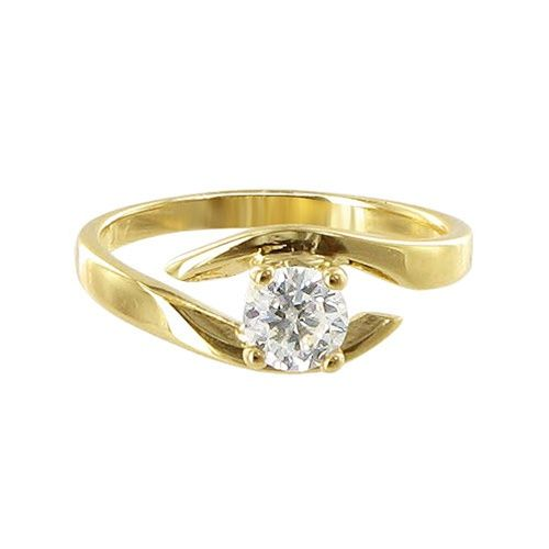 evil eye gold layered cz promise ring for girlfriend $16 99