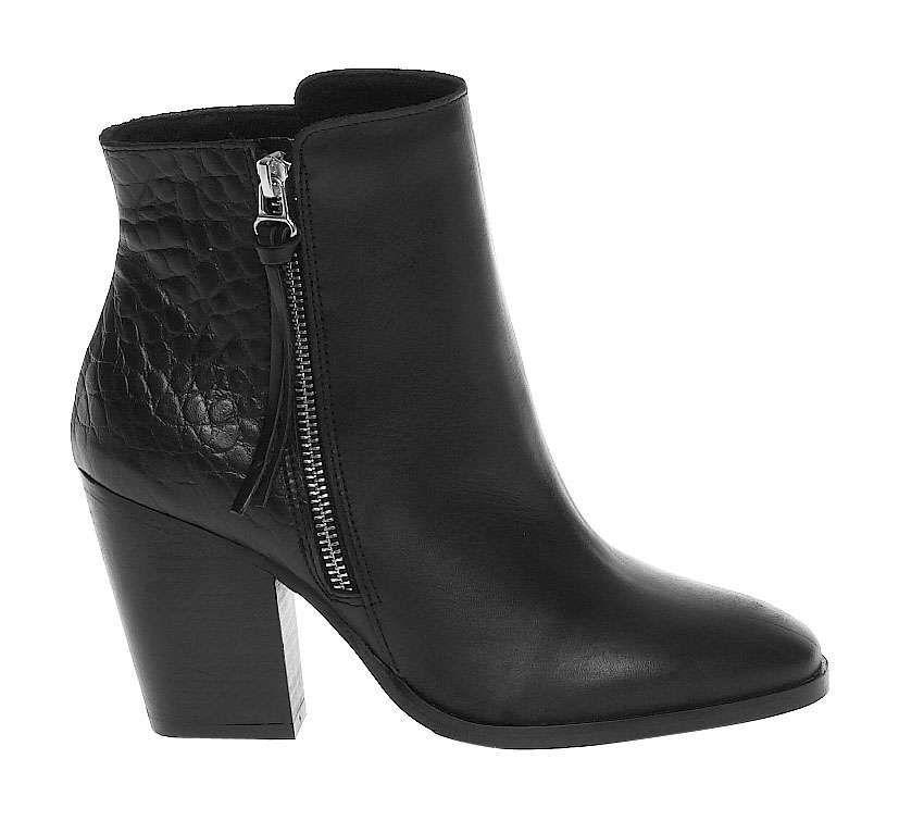be4ddc3122eb8 Vente en ligne de chaussures Boots   bottines pour femmes   en cuir, à  talon, western, …