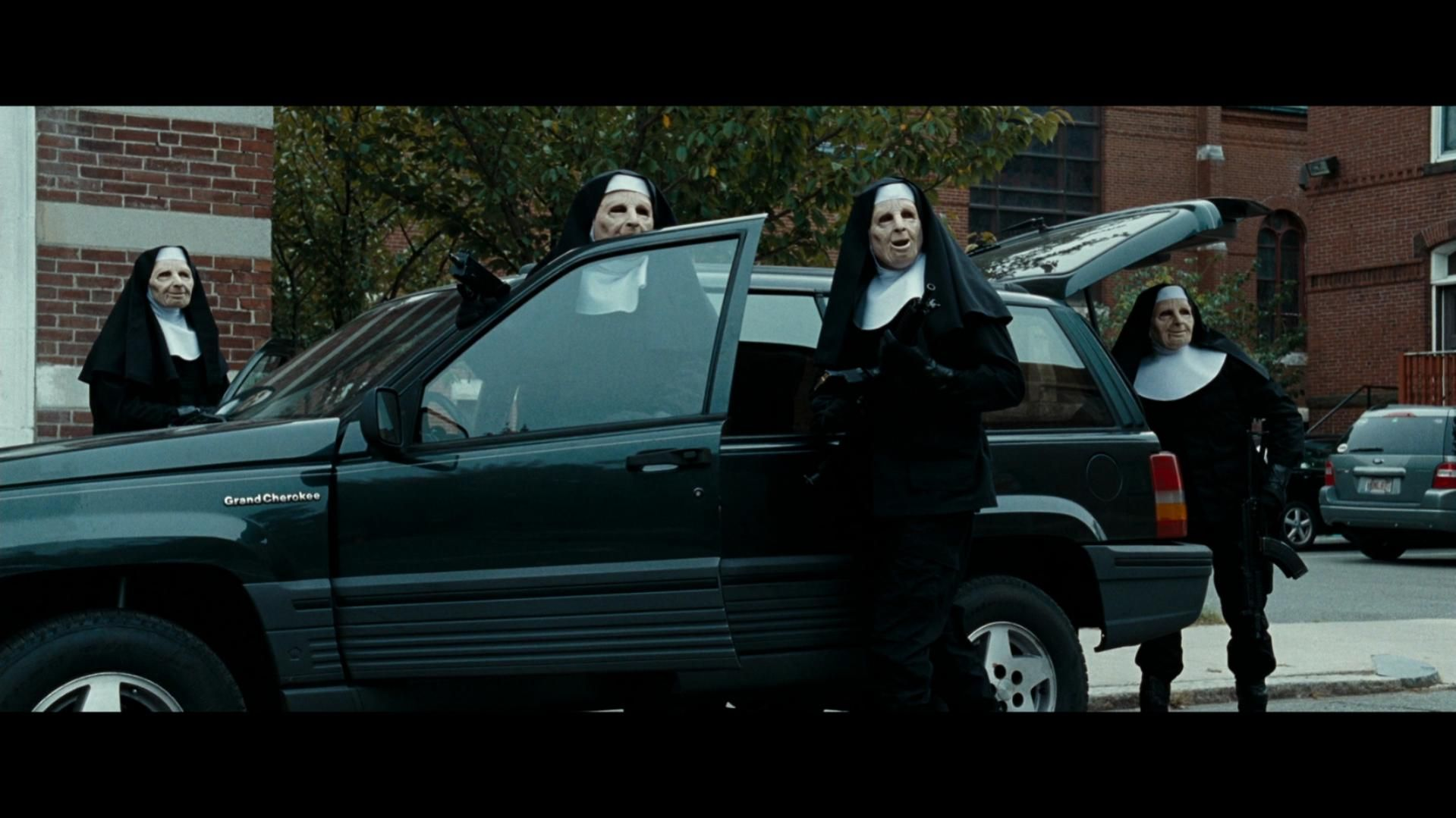 Nuns Heist The Town The Town Movie Movies Scary Art