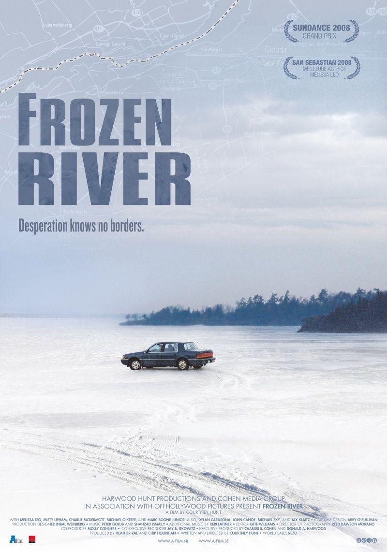 Frozen River 2008 Film Icon Beloved Film River