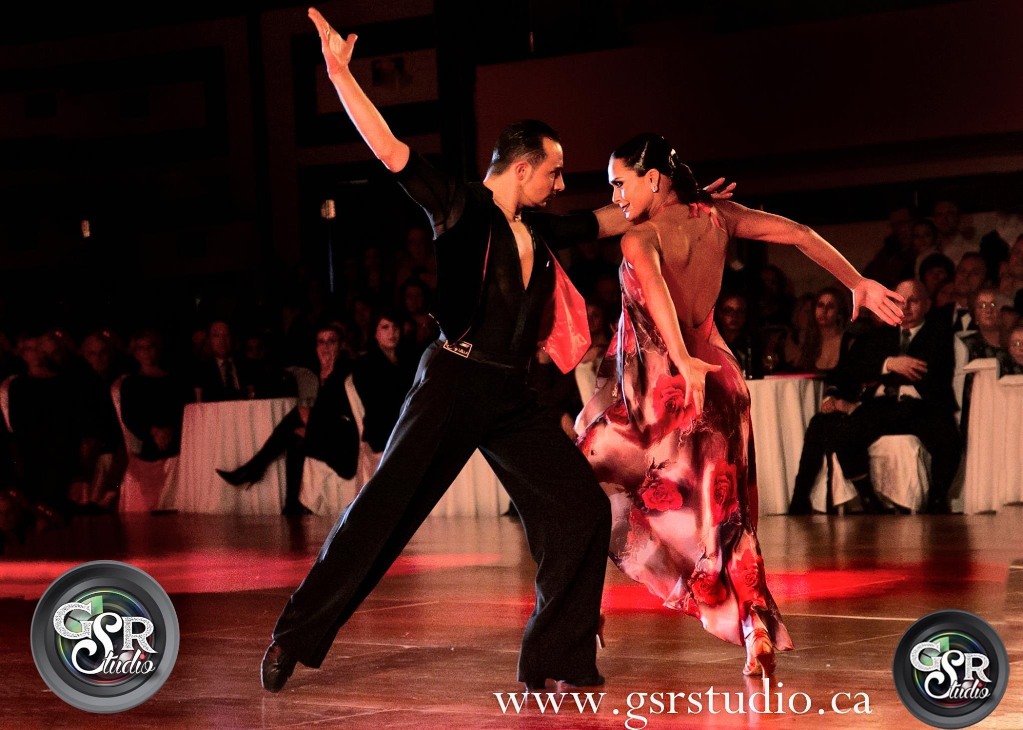 Paso doble by Maurizio and Andra | Latin dancesport ...