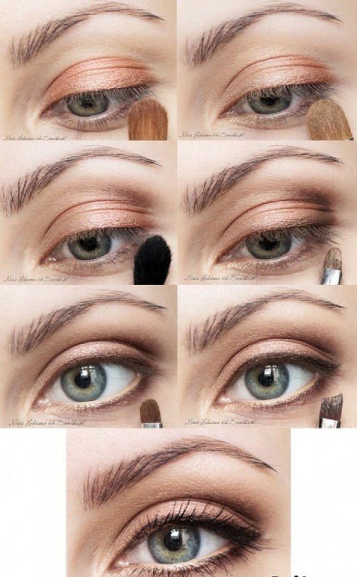Top 10 Morning In-A-Rush Makeup Tutorials - Top Inspired - Makeup Tutorials