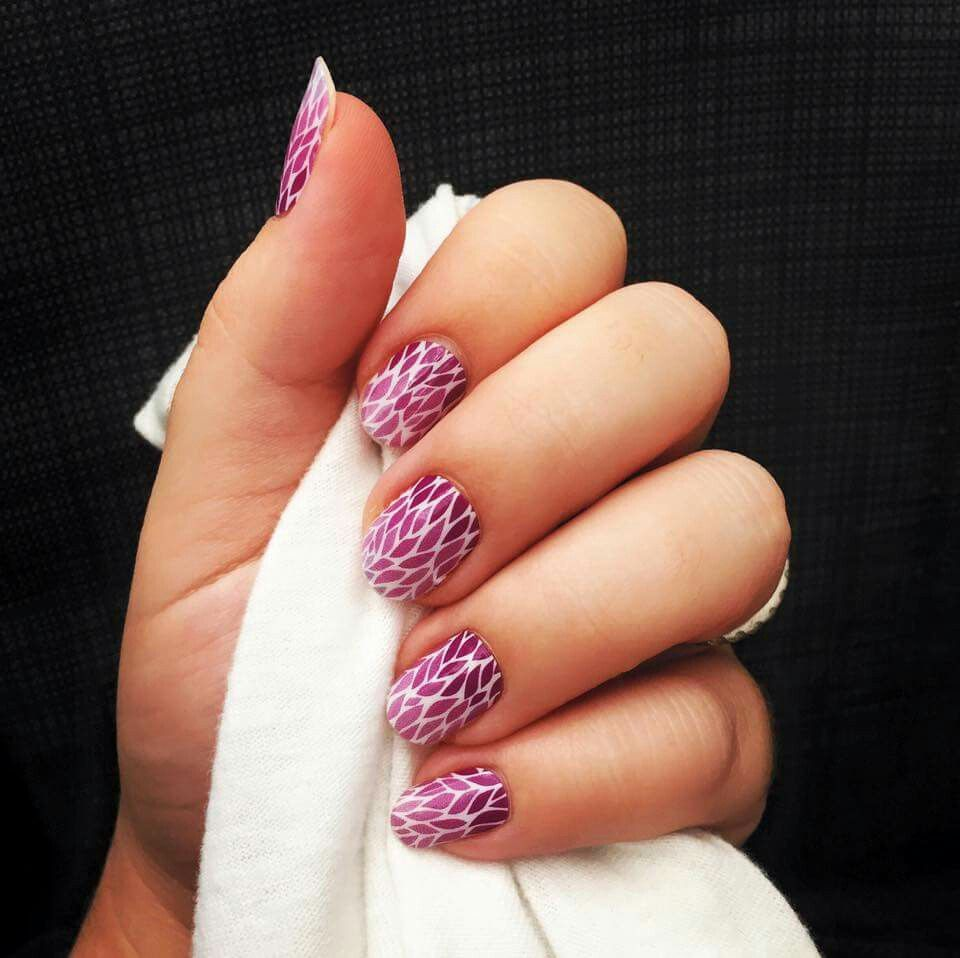 Ombre Lotus Cassiekelly.jamberrynails.net Jamberry Nails | Cassie\'s ...