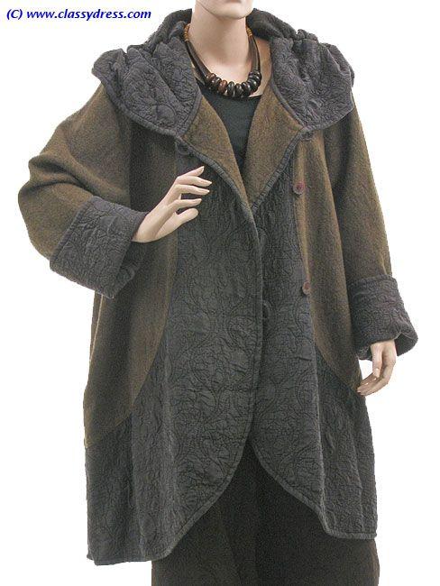 Langenlook Clothes Ein Besonders Edler Kurzer Lagenlook