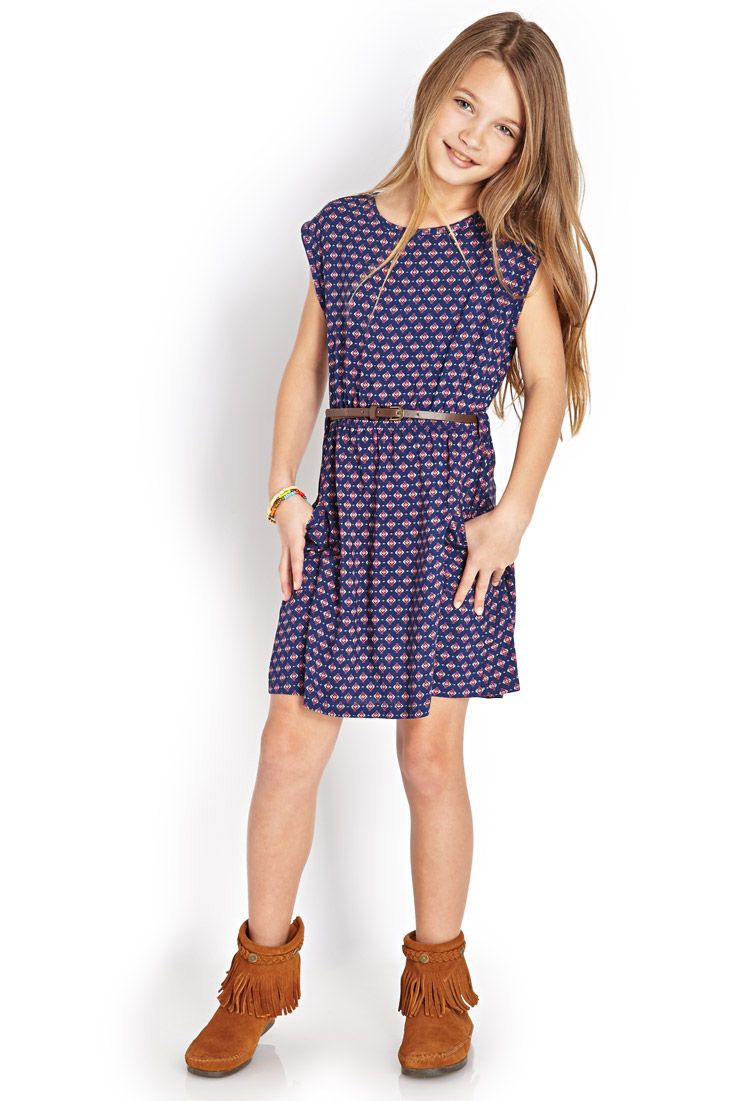278a007b6510 Desert Darling Dress (Kids)  F21Girls