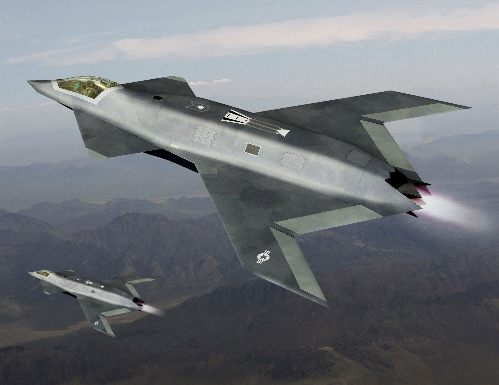 6th Gen Us Fighter Concept Art Fighter Aircraft Fighter Fighter Jets
