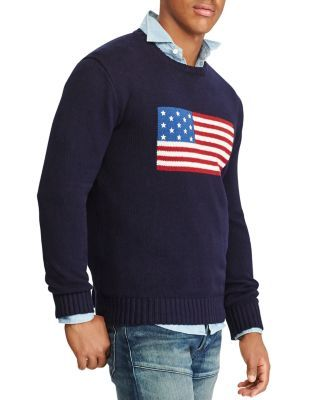 949908dbc462 POLO RALPH LAUREN Iconic American Flag Sweater.  poloralphlauren  cloth   sweater
