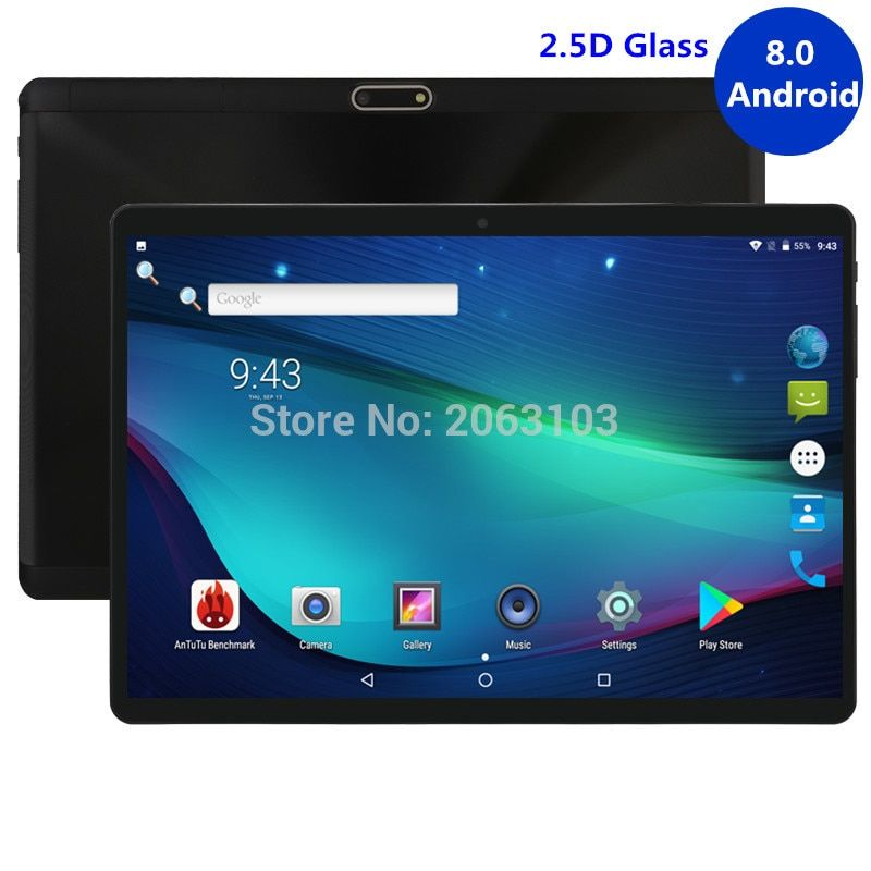 10 Inch Tablet Support Youtube Octa Core 4gb Ram 64gb Rom 3g 4g Fdd Lte Phone Call Android 8 0 Tablet Gps Wifi 1280x800 Ips Pad China