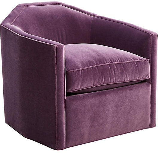 Purple Swivel Chair Best Camp Chairs Cute Aka The Perfect Nap Ad Home