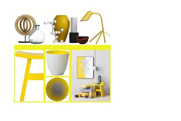 Frühlingserwachen mit der Trendfarbe Gelb http://www.boconcept-experience.de/hamburg/fruehlingserwachen-mit-der-trendfarbe-gelb/