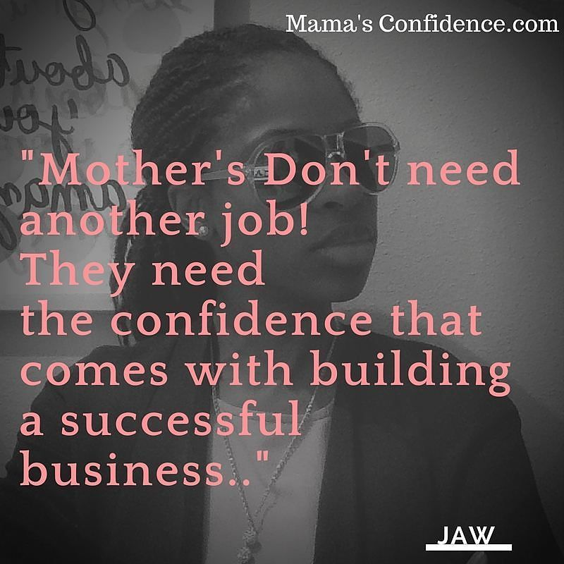 Real talk! Motherhood is  enough!  You can start our own! We' re moms. We have talent skill and ability! #success #uplift #entrepreneur #empowerment