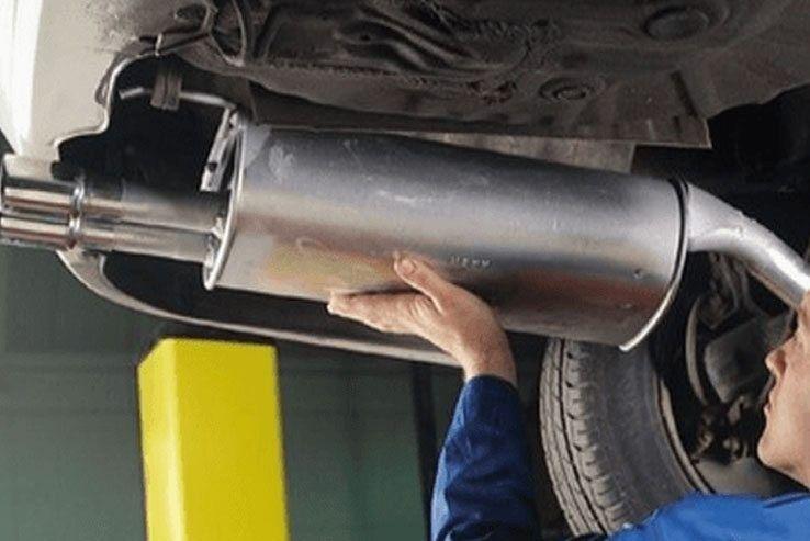 exhaust repair radiator repair auto