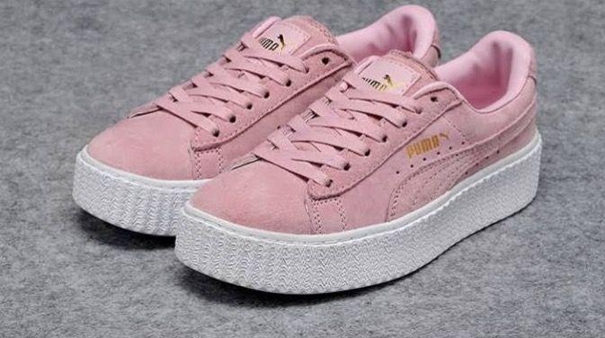 puma scarpe rihanna rosa