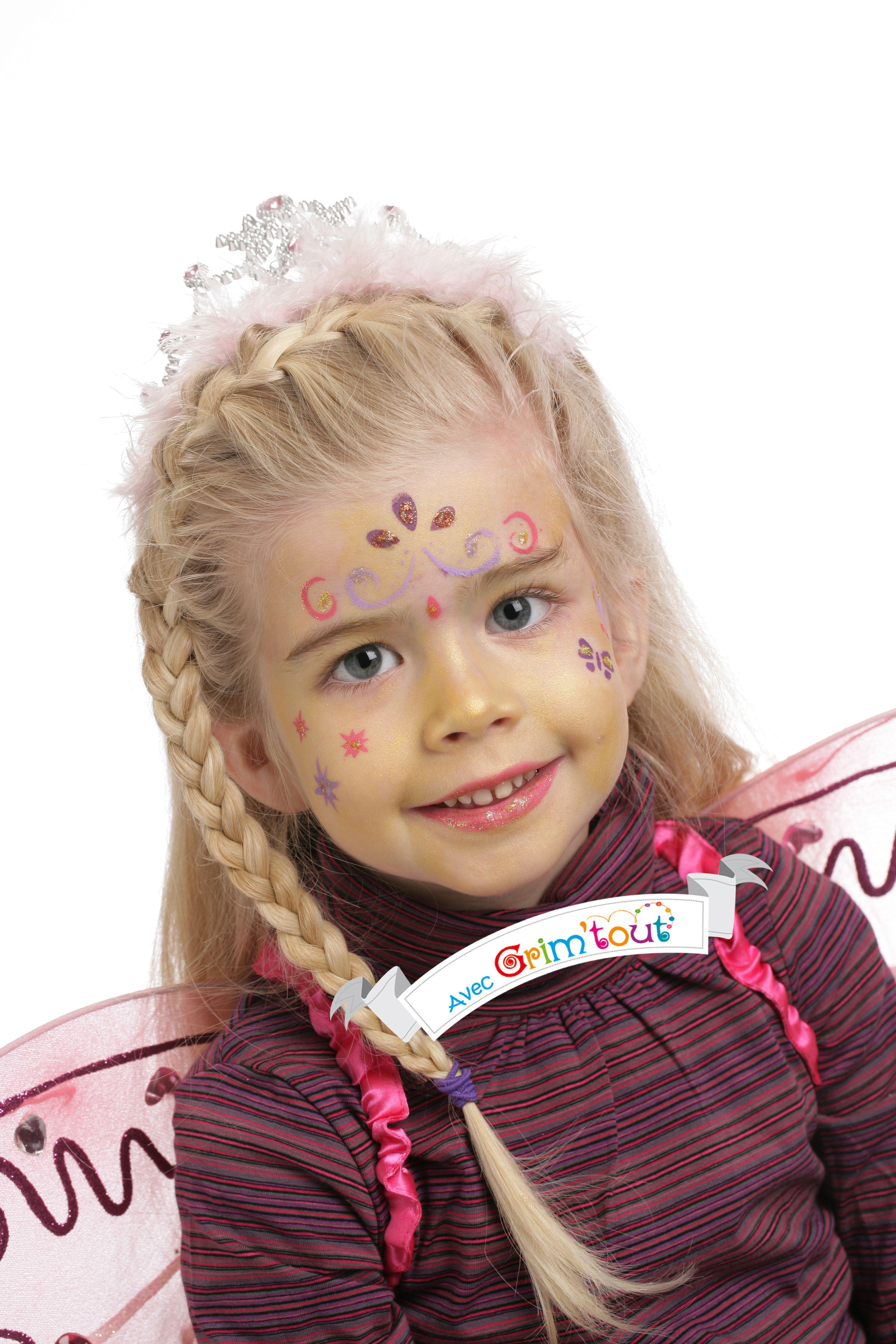 Un Maquillage Simple Pour Une Jolie Fée Idées De Maquillage