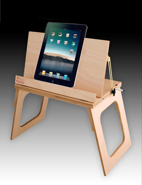 the ipad desk portable crafting painting reading laptop book stand cookbook notebook holder easel bed tray