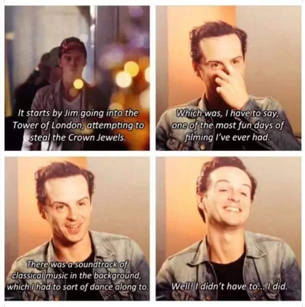 Oh Andrew :)