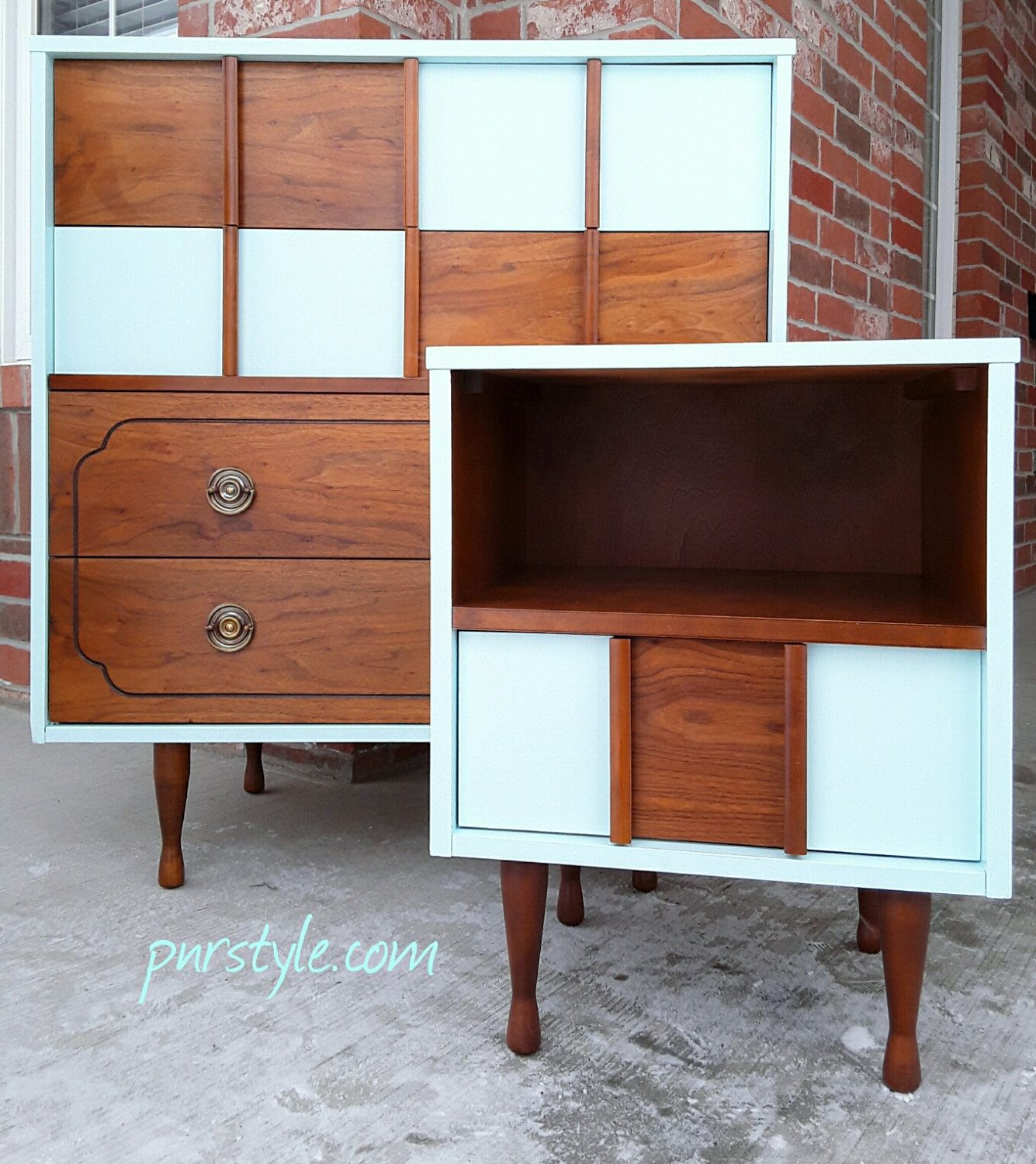 Best Available Restyled Mid Century Modern Dresser And 400 x 300