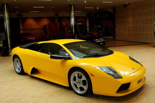 2002 Lamborghini Murcielago Lp620 Silverstone Auctions