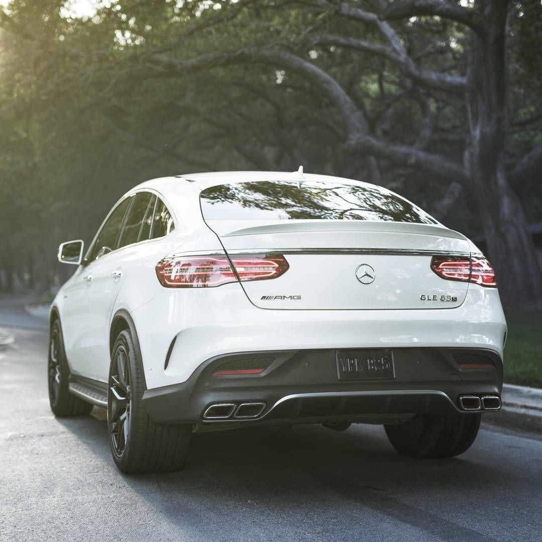 Mercedes Benz Car Wallpaper: Mercedes-Benz GLE 63 S AMG (Instagram @alexmurtaza)