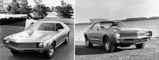Obelisco Classic Car Club Cali Colombia: La Historia del AMC AMX