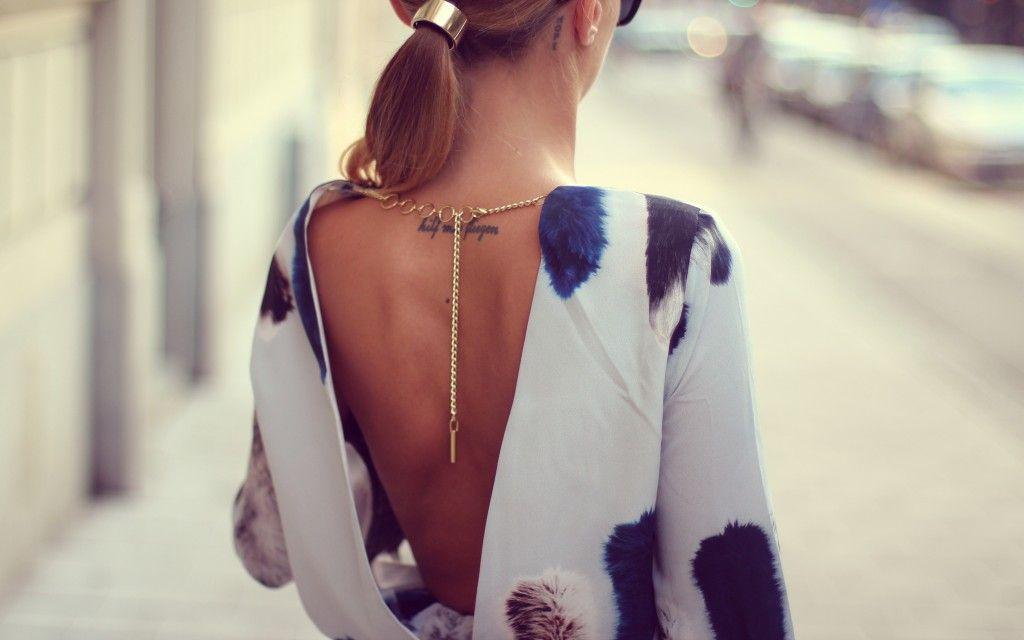 Kenza Tatuering Diamant