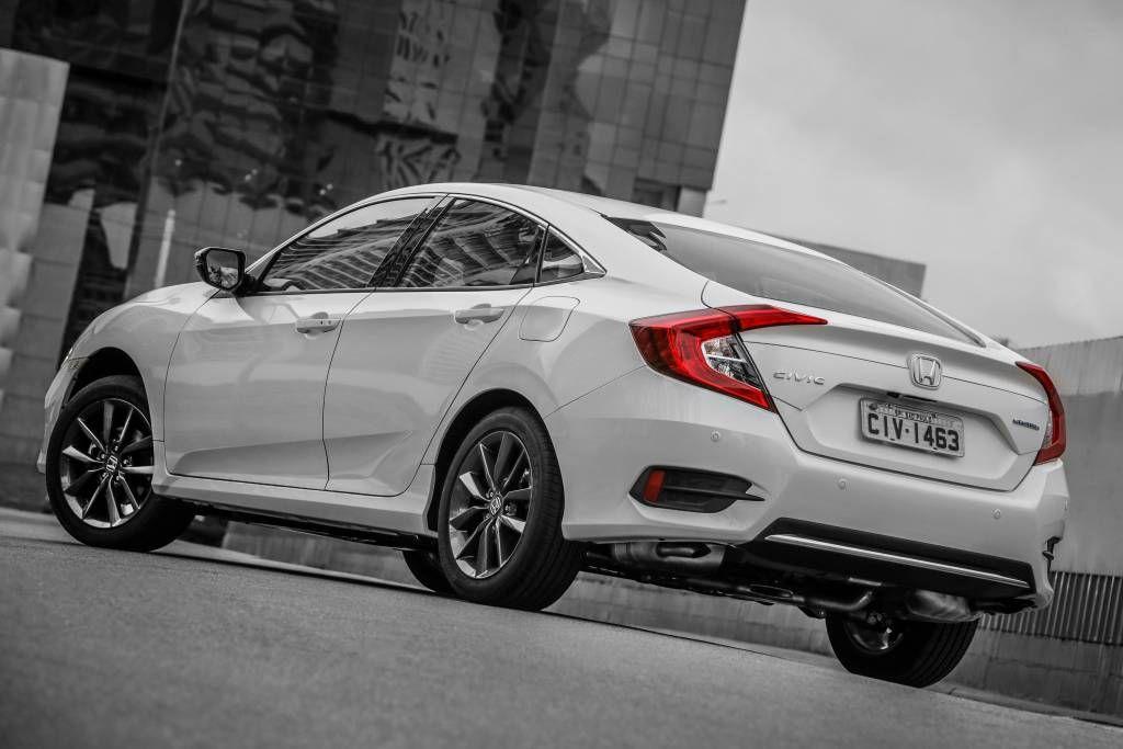 Novo Honda Civic Decreta Fim Do Cambio Manual Em Sedas Medios Honda Civic Honda Civic Sport Honda