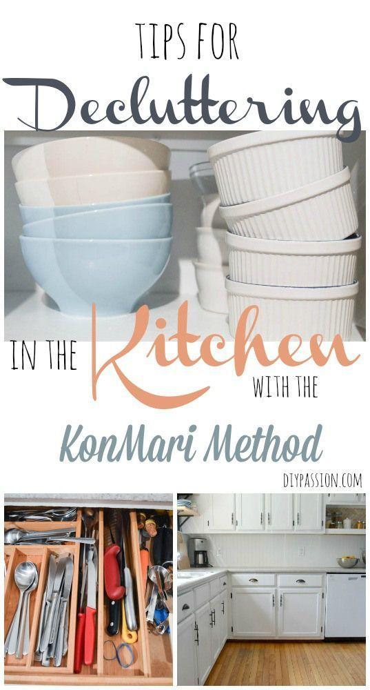 Rea Life Konmari Review  Declutter The Kitchen