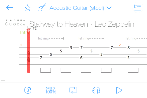 Songsterr Guitar Tabs & Chords v1 6 2 apk Requirements
