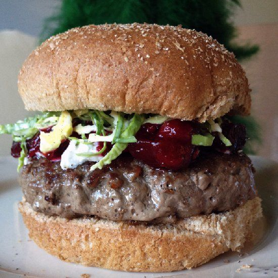 Pin On Christmas Burger Ideas
