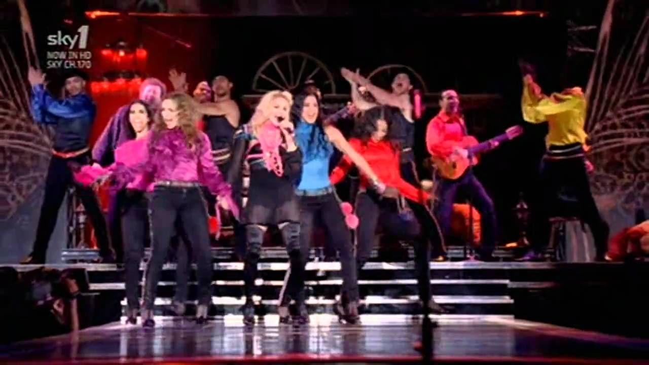 Madonna La Isla Bonita Sticky Sweet Tour In Buenos Aires Madonna Madonna Videos Youtube