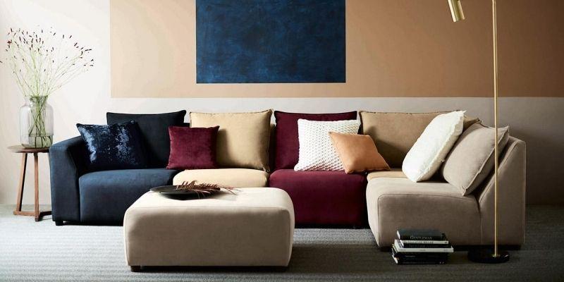 Contemporary Modular Sofa Uk Regarding Desire