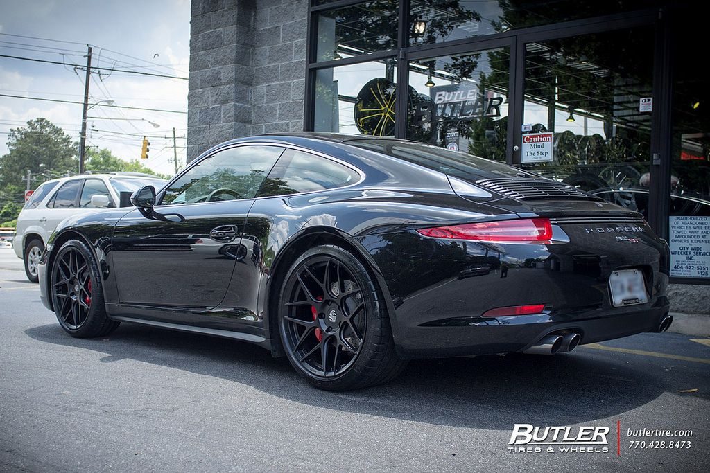 Additional Picture Galleries at: Porsche 911 Carrera with 20in HRE FF01 Wheels by Butler Tires and Wheels  For up to the minute updates, check us out on Instagram and Facebook!  © Butler Tires and Wheels - Atlanta, Ga. | 770-428-8473
