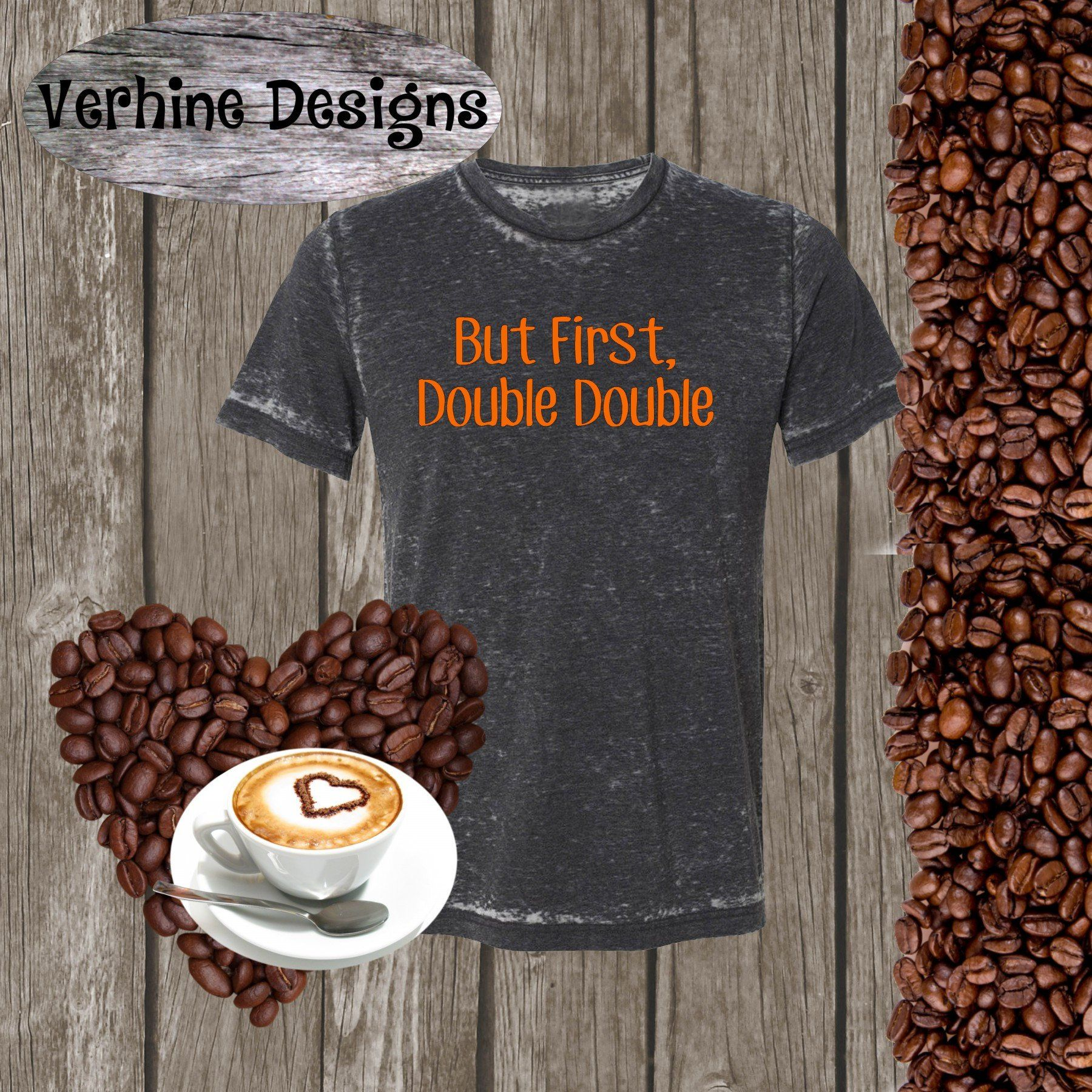 Download Coffee SVG - But First, Double Double - SVG - Digital ...