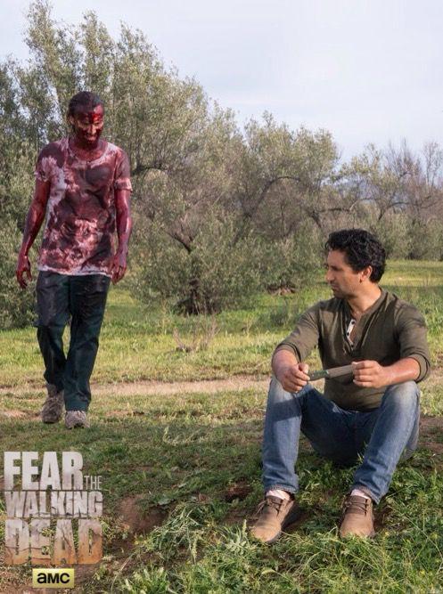 Fear The Walking Dead Season 2 Episode 7 Shiva Fear The Walking Fear The Walking Dead Walking Dead Tv Show