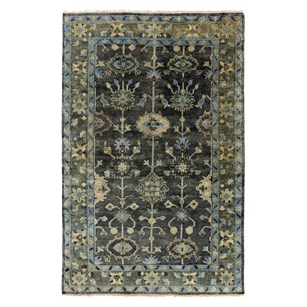 Leanna Hand Knotted Rug | Arhaus Furniture