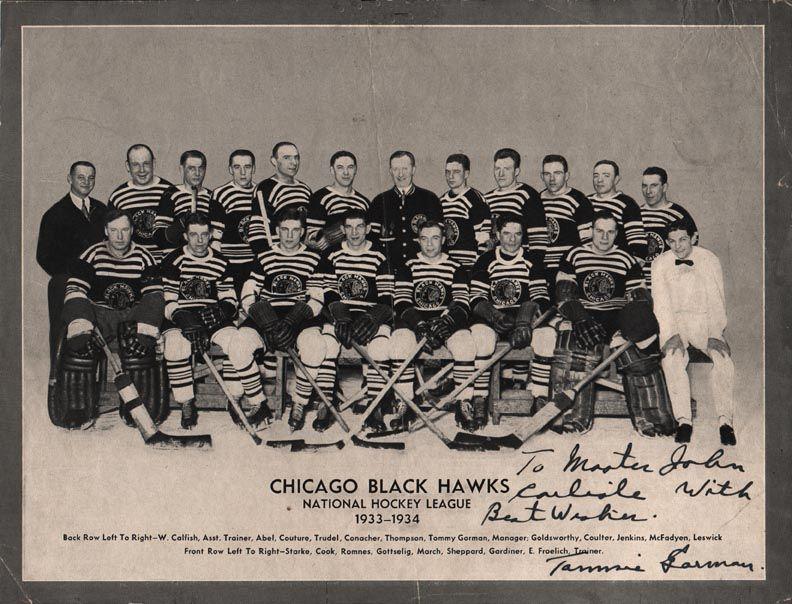 Chicago Blackhawks  b236390b9