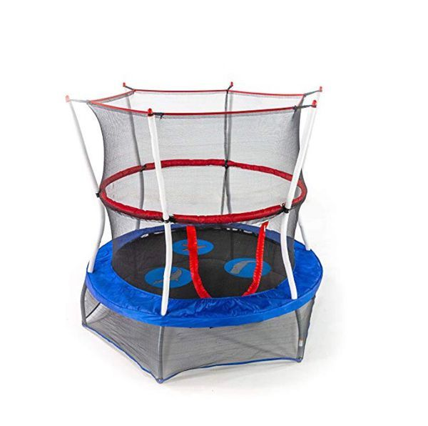 Sky walker Trampoline Mini with Net Enclousure for Sale in