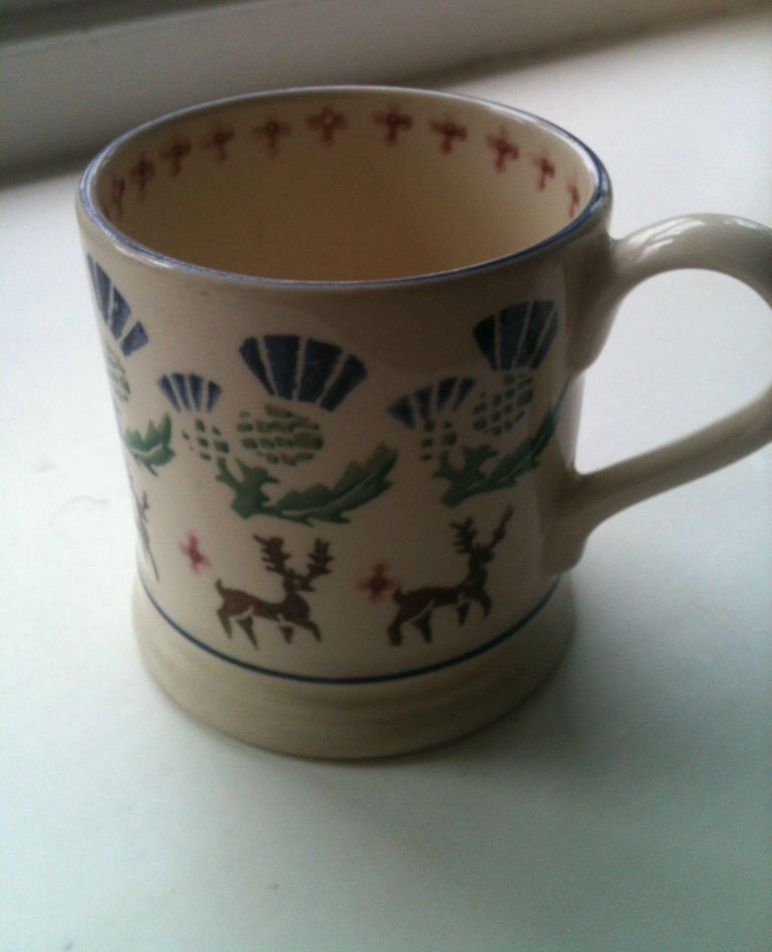 Emma Bridgewater Brora 0.5 Pint Mug