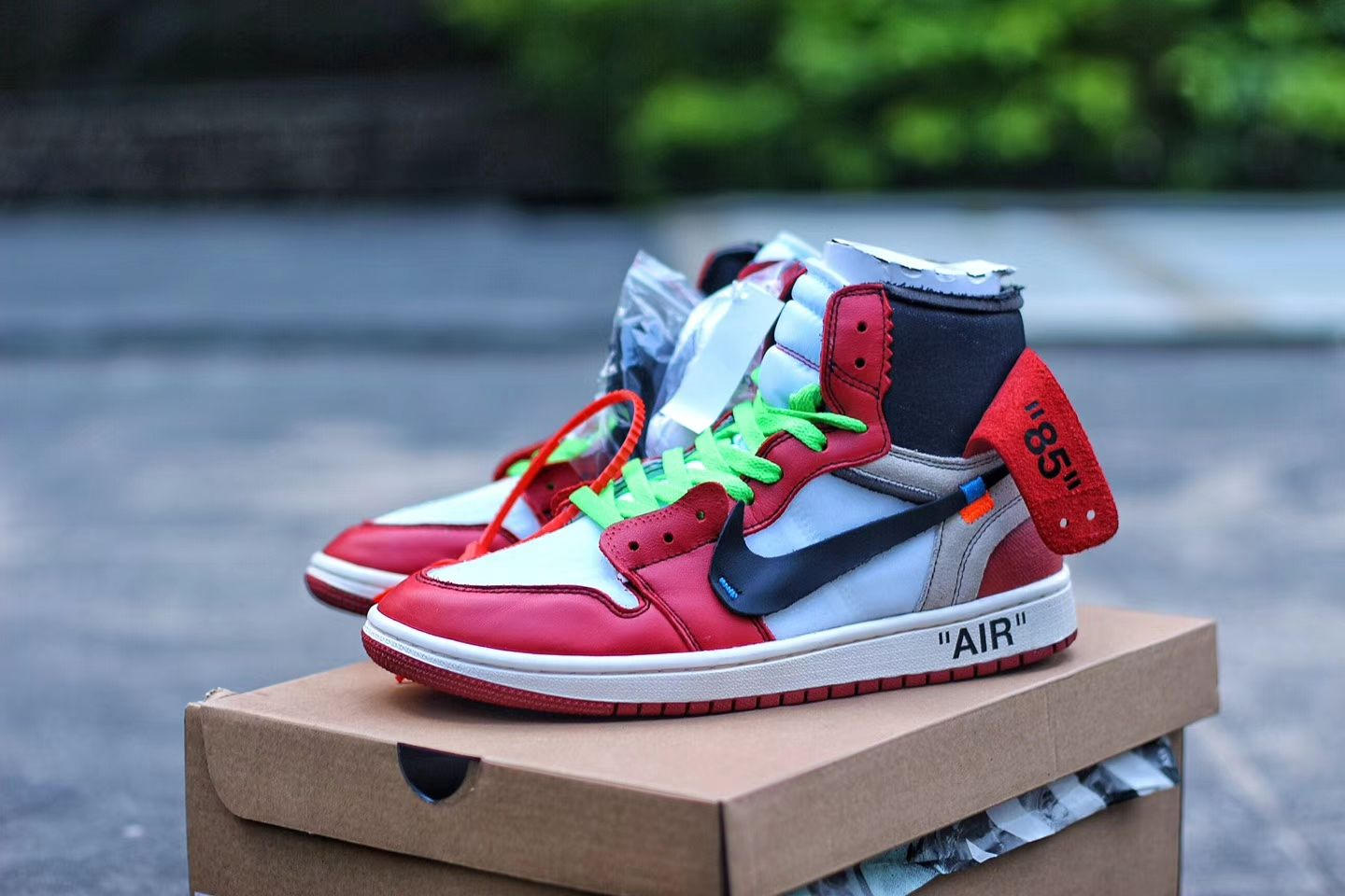 59ed00bd93dd OFF-WHITE x Air Jordan 1 Retro High OG Chicago AA3834-101 Contact email   kicksvogue88 gmail.com