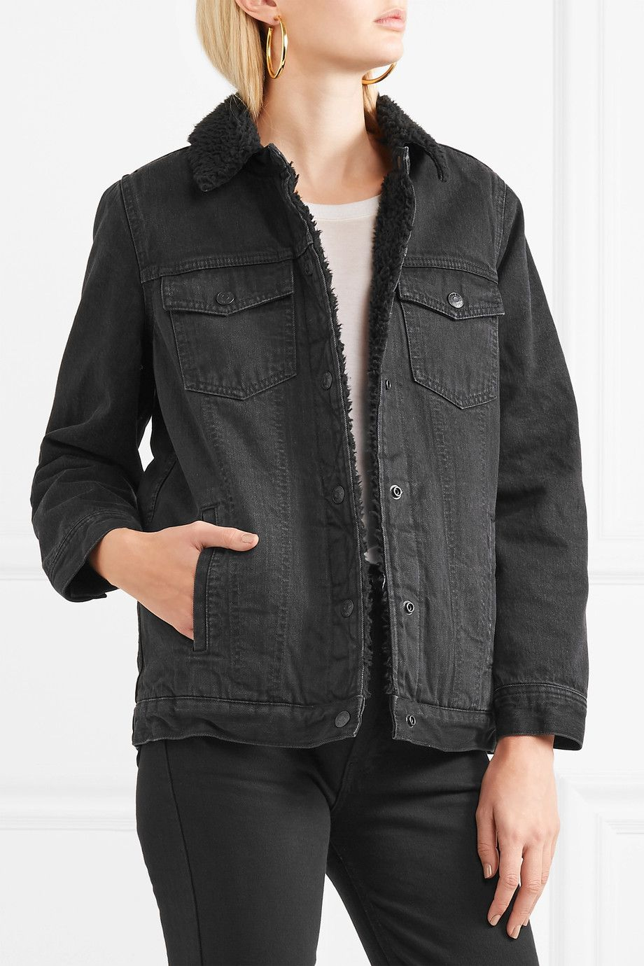 Madewell Oversized denim jacket Oversized denim jacket