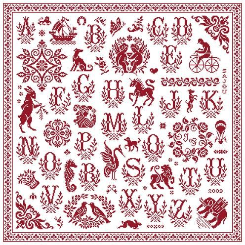 Opinion Vintage cross stitch samplers have