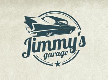 50 Great Business Logos Featuring Car Designs In 2020 Garage Logo Logo Design Classic Car Garage
