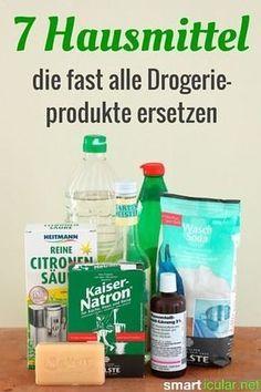 Photo of Diese 7 Hausmittel ersetzen fast alle Drogerieprodukte