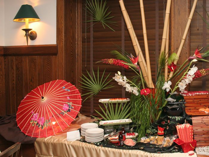 Asian themed party google search asian themed event for Asian party decoration