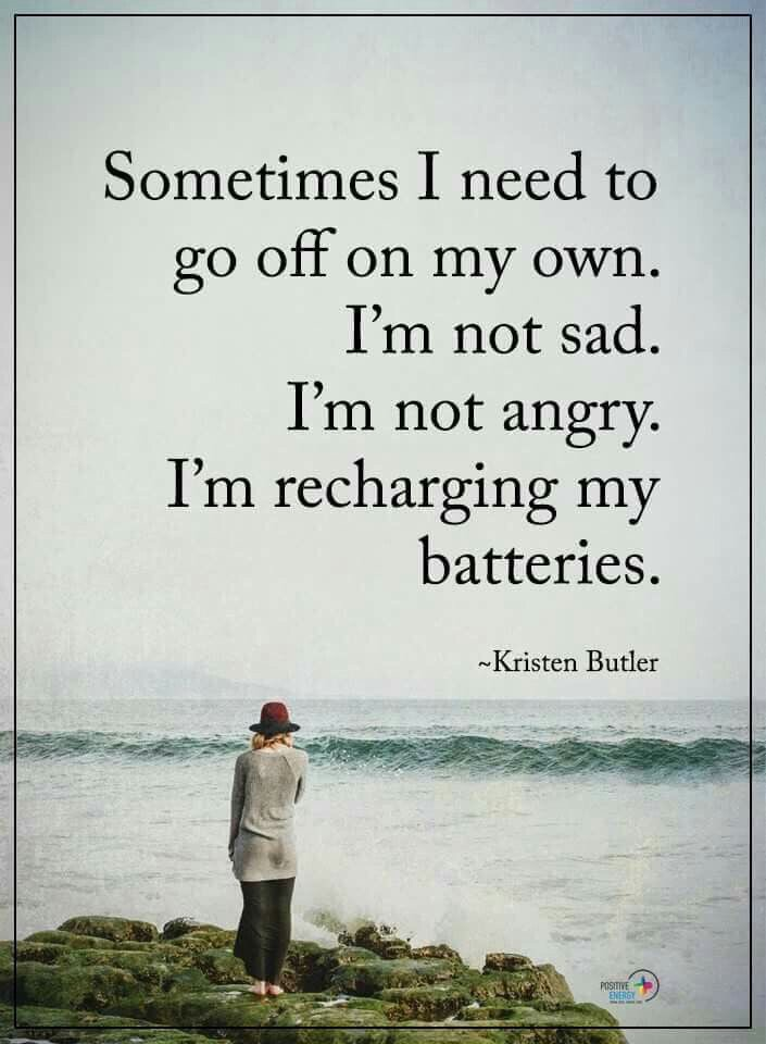 I'm recharging my batteries shared by eladvi on We Heart It